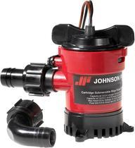Bomba de Porão Johnson Pump 1000GPH 12V -