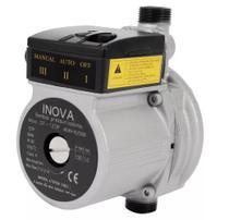 Bomba Mini Pressurizadora Inova Gp 120 PPB Ferro 220v -