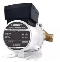 Bomba pressurizadora e circuladora Komeco TP 120 127V -