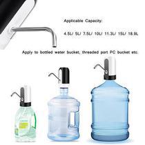Bomba Recarregável  Para Galão De Água Elétrica Para Galão - Branco - Dispenser