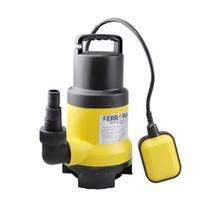 Bomba submersa 750 watts para Água Suja - ZXW750-A (220V) - Ferrari