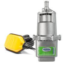 Bomba Submersa De Poço Sapo + Boia De Nível Rymer 2000 220V - Vibra Vert