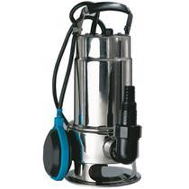 Bomba Submersa Limpa Fossa Aço Inox 1.0hp 110 220v Zrm - Gamma