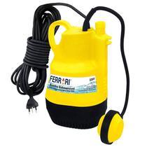 Bomba Submersa Multiestágio para Água Limpa H2O FERRARI -