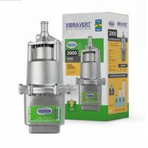 Bomba Submersa Vibratória P/ Poço Tipo Sapo Rymer 2000 60Hz 125V - Vibra Vert