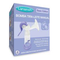 Bomba Tira-Leite Manual Basic Edition - Lansinoh