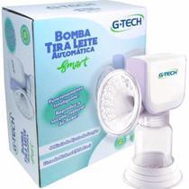 Bomba Tira-leite Materno Automática Smart G-tech - Bivolt - G tech