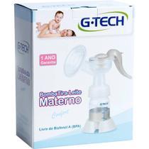 Bomba Tira-Leite Materno Manual G-Tech Confort -