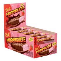 Bombom Chocolate Recheado Moranguete c/18 - Bel -