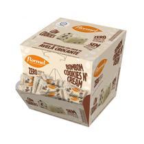 Bombom com Cookies N'Cream Zero Display com 18 un. de 15g - Flormel -