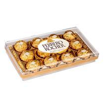 Bombom Ferrero Rocher c/ 12un -