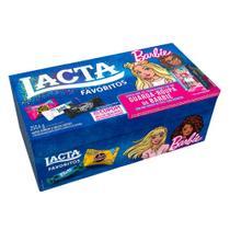Bombom Sortido Lacta Favoritos Barbie 250,6g -