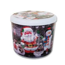 Bombonier Papai Noel e Boneco De Neve - Topline