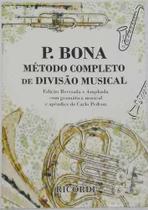 Bona Método De Ensino Completo De Divisão Musical -