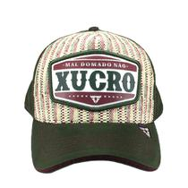 Boné Country Trucker Aba Curva Texas Farm Xucro