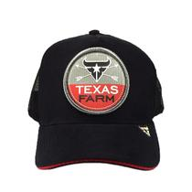 Boné  Country Trucker de Telinha Texas Farm Farm Preto