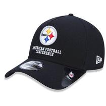 Boné New Era 940 NFL Pittsburgh Steelers American Conference