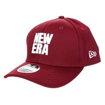 Boné New Era 950 Essentials Aba Curva -