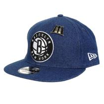 Boné New Era NBA Brooklyn Nets 950 Aba Reta -
