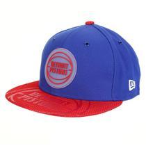 Boné New Era NBA Detroit Pistons Aba Reta Onc AS 18 950 -