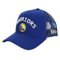 Boné New Era NBA Golden State Warriors 940 Aba Curva Maculino -