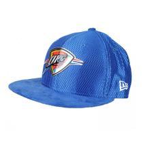 Boné New Era NBA Oklahoma City Thunder Aba Reta 950 SN 17 -