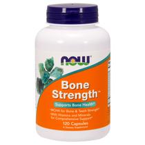 Bone Strength Complexo Vitamínico P/ Ossos 120 VCap Now Food - Now foods