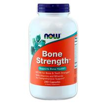 Bone Strength Complexo Vitamínico P/ Ossos 240 VCap Now Food - Now foods