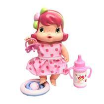 Boneca - 20 Cm - Moranguinho - Baby - Mimo -