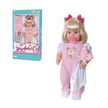 Boneca amber doll c/acessórios - Miketa