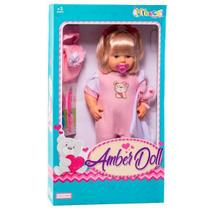 Boneca Amber Doll - Miketa