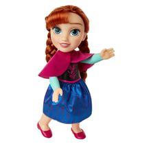Boneca Articulada Anna Frozen Disney Viagem Mimo -