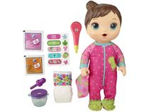 Boneca Baby Alive Aprendendo a Cuidar - com Acessórios Hasbro