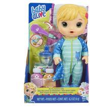 Boneca Baby Alive Aprendendo A Cuidar Morena - Hasbro E6942 -