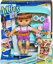 Boneca Baby Alive Carrinho de Bebê -  Morena - Hasbro