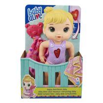 Boneca Baby Alive Coraçãozinho Loira - E6946 - Hasbro -