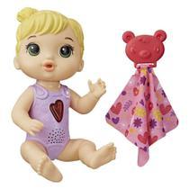 Boneca Baby Alive - Coraçãozinho - Loira - Hasbro -