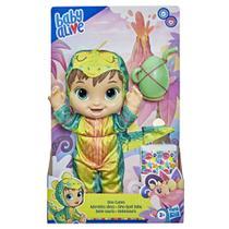 Boneca Baby Alive - Dino Cuties - Bebessauro - Morena - Hasbro - F0934 -