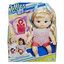 Boneca Baby Alive - Equipe de Aventuras - Menina Loira - Hasbro -