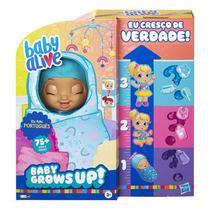 Boneca Baby Alive Grows UP Feliz Crescer E8199 Hasbro -