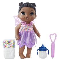 Boneca Baby Alive Hora Da Festa Negra B9725 - Hasbro -