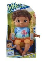 Boneca Baby Alive Littles Turminha Estilosa Simon - Hasbro E8407 -