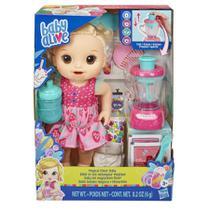 Boneca Baby Alive Misturinha Loira - E6943 - Hasbro -