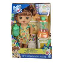Boneca Baby Alive Misturinha Sabor Tropical Morena Hasbro -