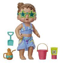 Boneca Baby Alive Sol e Areia E8718 - Hasbro -