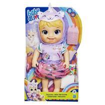 Boneca Baby Alive Tinycorn Gatinha Hasbro -