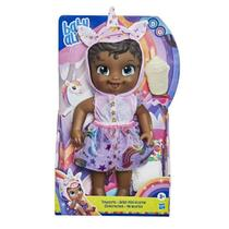 Boneca Baby Alive Tinycorn Unicórnio Hasbro -