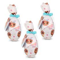 Boneca baby born surpresa (kit com 3) - Baby Born Surprise