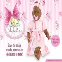 Boneca Baby By Roma Negra - Roma - Roma brinquedos - Roma Jensen