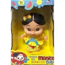 Boneca Baby Magali - Turma Da Monica Fala Frases Adijomar -
